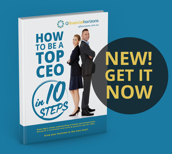 Executive Coaching Sydney CEO CFO Guide Program