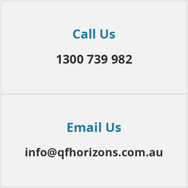 Call or Email Q Financial Horizons