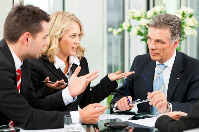 Collaboration between CEO CFO & HR